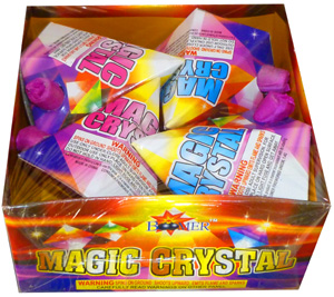 Magic Crystal by Boomer (4 pcs)