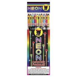 Neon Master Missles